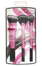 Real Techniques makeup brushes Factory Seconds sculpting set in retail box NIB