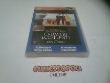 CADAVERI ECCELLENTI DVD regia F.ROSI con L.VENTURA ESAURITO FUORI CATALOGO Raro