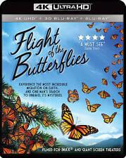 Flight of the Butterflies (, 3D 4K Ultra HD Blu-ray/Blu-ray)