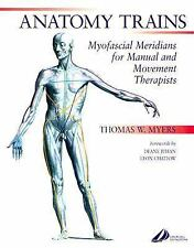 The Anatomy Trains : Myofascial Meridians for Manual and Movement Therapists...
