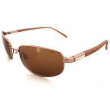 Serengeti Sonnenbrille Manetti 7576 Satin Rose Drivers Brown Polarized