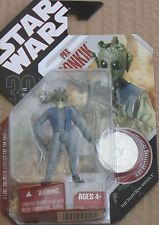 Star Wars Hasbro 30th Anniversary #54 PAX BONKIK Greedo Action Figure MOSC