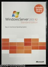 Microsoft Windows Server 2003 R2 Standard Edition Inc 5 Cal