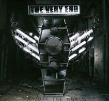 VERY END, THE-TURN OFF THE WORLD CD NEW