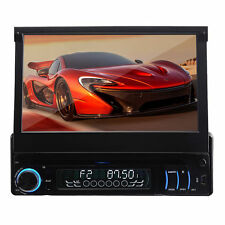 "7""1Din Touch Screen Car DVD Player USB IPOD Dash Stereo Radio BLUETOOTH UK SALE"