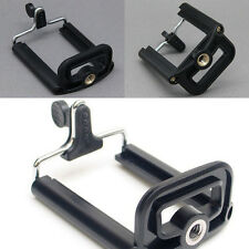 Mobile Phone Camera Clips Tripod Holder Mount Adapter For iPhone 6Plus+ 5.5 2Pcs