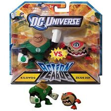 DC Comic Universe Action League Kilowog Vs Zilius Zox Action Figure
