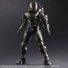 Halo 5 Play Arts Kai Master Chief Action Figure  From Square Enix.