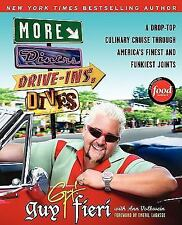 More Diners, Drive-ins and Dives: A Drop-Top Culinary Cruise Through America's F