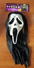 Scream Ghost Face Mask Purple Header Card Licensed 39206 New Retired Collectible