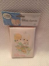 RARE Precious Moments TO MY FRIEND FOREVER Bifold Agenda New in Sealed Pack