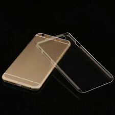 New Transparent Ultra Thin Clear Crystal Hard Back Case Cover For iPhone 6 4.7""