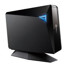 ASUS External Blu-Ray RW Drive - BW-12D1S-U - 90-D900000-UA071KZ - Black