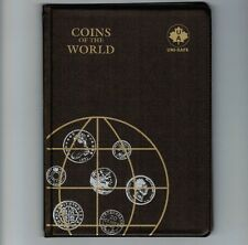 World Coin Collection Album Folder Storage Book Money Holder 142 Pockets