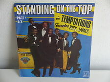 THE TEMPTATIONS Feat RICK JAMES Standing on the top 101643 photo taxi voiture