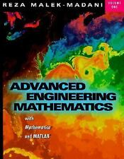 Advanced Engineering Mathematics with Mathematica and Matlab, Vol. 1-ExLibrary