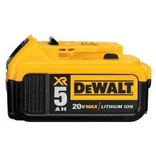 DEWALT DCB205 20V MAX Premium XR 5.0 Ah Li-Ion Battery