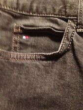 Women's Tommy Hilfger Freedom Boot Cut Jeans Dark Wash Size 10 Short Ankle