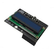 Negative 16 x 2 LCD + Keypad Kit RGB Backlit For Raspberry Pi