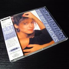 Gloria Estefan And Miami Sound Machine - The Best Remixes JAPAN CD W/OBI #127-1