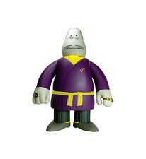 "James Jarvis Mr Vortigern Purple Robe New 10"" Vinyl Toy Silas Strangeco AMOS"