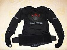 ADULT M-L MOTORCYCLE ICON CE FIELD ARMOR STRYKER RIG D3O STREET RIDING PROTECTOR