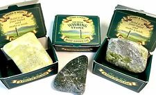 Irish Connemara Marble Wishing Stones, 3 In a Set!  New!