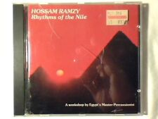 HOSSAM RAMZY Rhythms of the Nile cd AUSTRIA