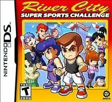 River City Super Sports Challenge (Nintendo DS, 2010)
