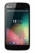 BLU Studio 5.0 II 4G GSM - 4GB - Black (Unlocked) GSM Quad-Band Smartphone - NEW