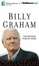 The Reason for My Hope : Salvation by Billy Graham (Unabridged Audiobook on CDs)