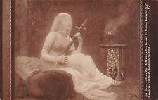 """""""La Sultane Favorite"""", Salon de Paris 1914, Cecile Paul-Baudry, veil,   Q2109"""