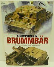 Kagero 3D Photosniper 18 - Sturmpanzer IV Brummbar             Book       New