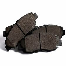 FORD F-250 SUPER DUTY FRONT BRAKE PADS SEMI METALLIC 2008-2012 FRONT BRAKES