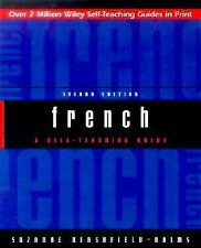French: A Self-Teaching Guide, 2nd Edition, Hershfield-Haims, Dr. Suzanne A., He