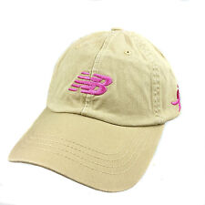 New balance Susan G. Komen women's  Hat Cap 100% Cotton NWT