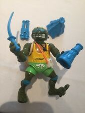 Lifeguard Leonardo Teenage Mutant Ninja Turtle Action Figure Vintage 1992