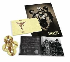 NIRVANA IN UTERO- 20th ANNIVERSARY EDITION – UK SUPER DELUXE 3 CD/DVD New&Sealed