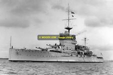 rp13200 - Royal Navy Warship -  HMS Warspite ,  built 1915 - photo 6x4