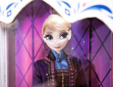 Disney Store Regal Elsa Frozen LE Limited Edition Doll - 17''