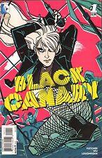 BLACK CANARY #1 - ANNIE WU ARTWORK - DC COMICS - 2015