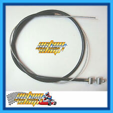GO KART Standard KSI Mechanical BRAKE CABLE Incl. Barell Fittings NEEDED for KSI