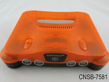 Nintendo 64 Daiei Hawks Japanese Import System N64 Console Orange JP US Seller