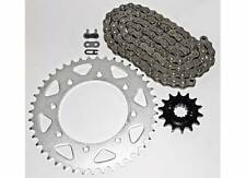 1990-2014 KAWASAKI KL650 KLR650 650 CHAIN AND SPROCKET 14/43 106L