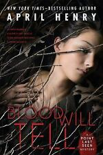 Blood Will Tell: A Point Last Seen Mystery-ExLibrary