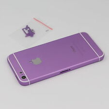 Custom Made iPhone 5 Replacement Housing Back Frame Cover Purple,White