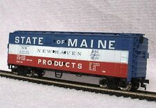 HO SCALE TRAINS MODEL POWER STATE OF MAINE REEFER CAR 8259