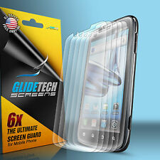 6X Clear LCD Screen Protector Cover Film for Motorola Atrix 2 II MB865