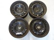 4X STAHLFELGEN - FIAT 500 / PUNTO 188 5,5x14 ET35 4x98 1010457