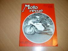 Moto revue N° 1931 Gp d'Espagne vitesse.Greeves Griffon